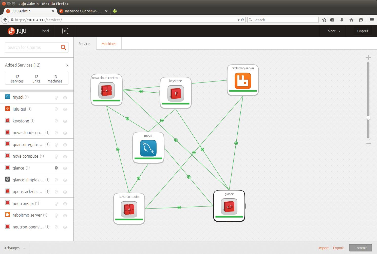 Installing Ubuntu OpenStack