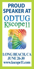 KScope11 MySQL Speaker - Long Beach, CA